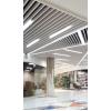 Реечные подвесные потолки Cesal скандинавский дизайн