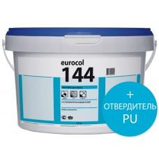 Клей Forbo Eurocol 144 Euromix PU Multi Клей 2-K полиуретановый