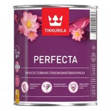 Износостойкая интерьерная краска Tikkurila Perfecta (Перфекта)