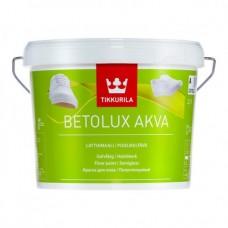 Краска для пола Tikkurila Betolux Akva