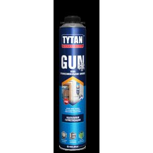 "Пена монтажная ""TYTAN professional GUN"" до -10° С /зимняя/ 750 мл."