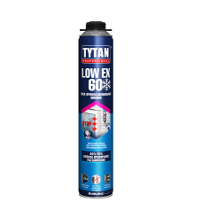 """Пена монтажная профессиональная """"TYTAN professional LowEx"""" с низким расширением /зимняя/ 750 мл."""