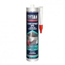 Герметик Силиконовый Санитарный бесцветный TYTAN Professional (Титан)