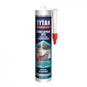 Герметик Силиконовый Санитарный белый TYTAN Professional (Титан)