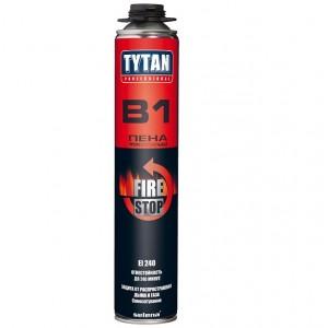"""Пена монтажная огнестойкая """"TYTAN Professional В1"""" 750 мл."""