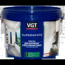 Краска интерьерная моющаяся «Супербелая» ВД-АК-1180