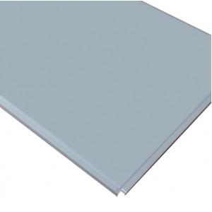 Кассетный потолок AP600 Line (Board) металлик матовый А906 rus