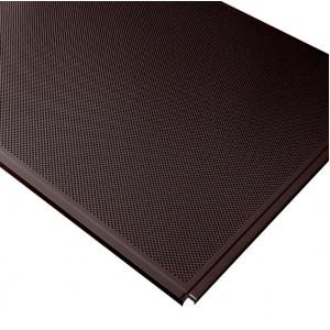Кассетный потолок AP600 Line (Board) черный А911 rus перф.