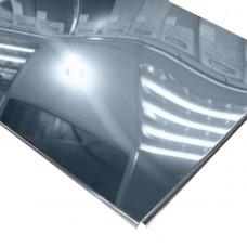 Кассетный потолок AP600 Line суперхром люкс А742