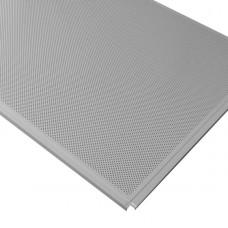Кассетный потолок AP600 Line (Board) металлик А907 rus перф