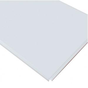 Кассетный потолок AP600 Line (Board) белый глянец А916 rus