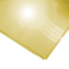Кассетный потолок AP600A6/90°/Т-24/(T-15) суперзолото А102