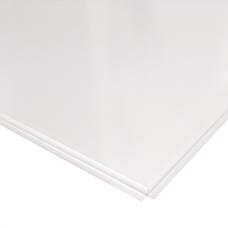 Кассетный потолок Strong Tegular 600х600 Т-24/90о Zn 0,50 мм белый матовый