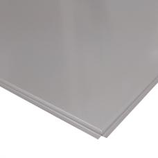 Кассетный потолок AP600A6/90°/Т-24/(T-15) металлик матовый А906 rus