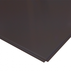 Кассетный потолок AP600A6/45°/Т-24 (AP600A6/90°/Т-24/(T-15)) черный А911 rus