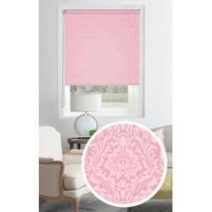 Миниролло LUXE имани розовые