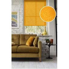 Миниролло LUXE оранжевые