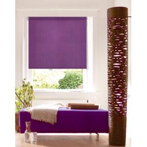 Миниролло LUXE рояль фиолетовые