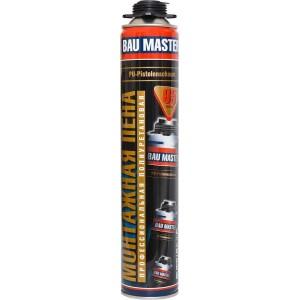 Пена монтажная «BAU MASTER» профессиональная с выходом 65 литров