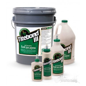Клей для дерева влагостойкий, TITEBOND III Ultimate Wood Glue