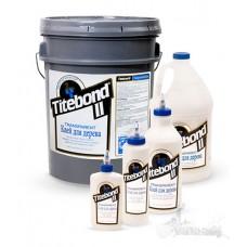 Клей для дерева влагостойкий прозрачный, TITEBOND II Transparent Premium Wood Glue