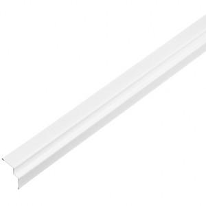 Уголок периметральный PLL 3000 мм белый