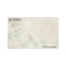 Потолок реечный Cesal S-дизайн 503 Бежевый мрамор