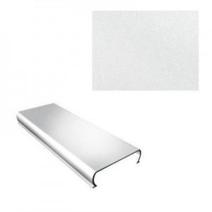 Потолок реечный Cesal S-100 Profi Эконом С01 жемчужно-белый
