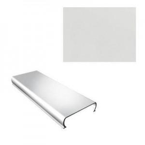 Потолок реечный Cesal S-100 Профи Эконом 3306 белый матовый