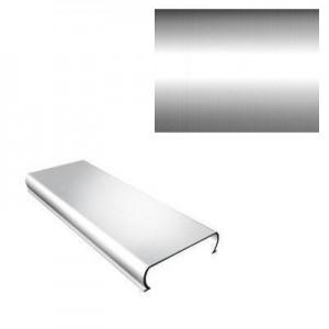 Потолок реечный Cesal S-100 Стандарт А08 хром люкс