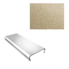 Потолок реечный Cesal S-150 Стандарт 010В золотистый жемчуг