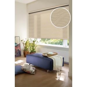 Рулонные шторы LUXE Дарси коричневые