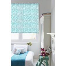 Рулонные шторы Лютики синие