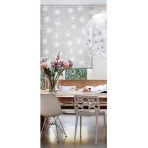 Рулонные шторы Одуванчик белый