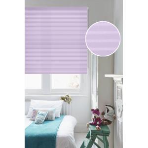Рулонные шторы Райли фиолетовые