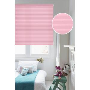 Рулонные шторы Райли розовые