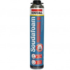 Пена монтажная Soudal Soudafoam Professional 60 / зимняя / 750 мл