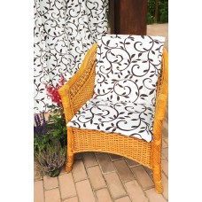 Подушка на стул со спинкой Bindweed