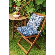 Подушка на стул Blue Garden