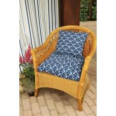 Подушка на стул Blue Garden - S