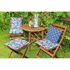 Сидушка на стул Blue  Palma
