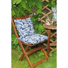 Подушка на стул Blue  Palma