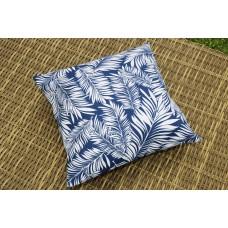 Подушка декоративная Blue Palma