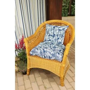 Подушка на стул Blue  Palma - S