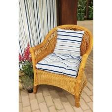 Подушка на стул Blue  Rain - S