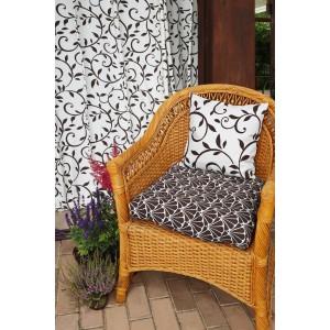 Подушка на стул Brown Garden - S