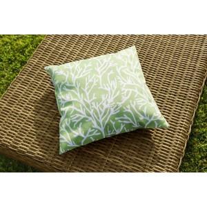 Подушка декоративная Green Corals