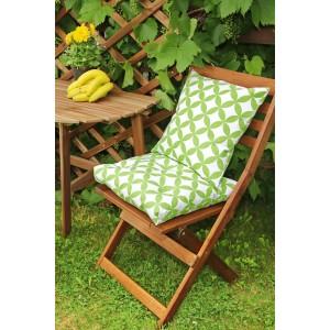 Подушка на стул Green Round