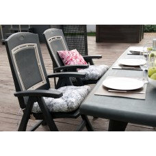 Подушка на стул Grey Palma - S
