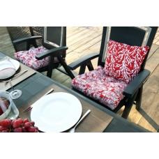 Подушка на стул Red Palma - S